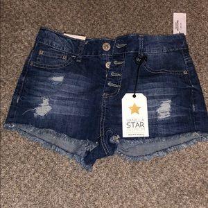Vanilla Star Jena shorts - Size 5